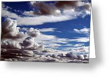 Cloud Ten Enhanced Greeting Card