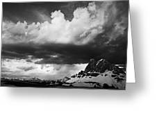 Cloudbreak Greeting Card