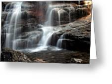 Cloudland Falls Greeting Card