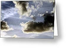 Clouds 1 Greeting Card
