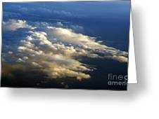 Clouds 4 Greeting Card