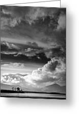 Clouds Over Loch Laich Greeting Card