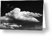 Clouds Over The Palouse Greeting Card by Ron Roberts