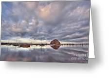 Cloudscape Greeting Card