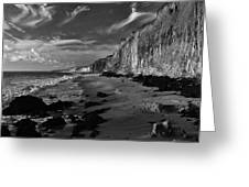 Coast 18 Greeting Card
