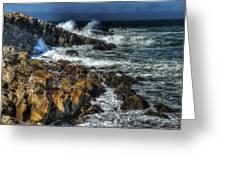 Coast 6 Greeting Card