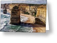 Coast 8 Greeting Card