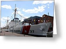 Coast Guard 37  Greeting Card