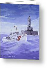 Coast Guard 40300 Greeting Card