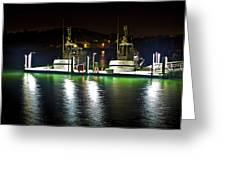 Coast Guard Fort Baker Greeting Card