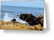 Coast Of California # 19 Greeting Card