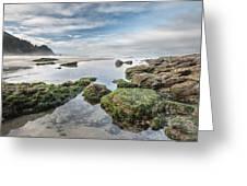 Coastal Colors Greeting Card