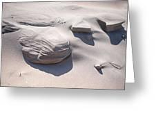 Coastal Dunes In Holland 1. Greeting Card