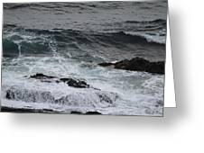 Coastal Maine 3 Greeting Card