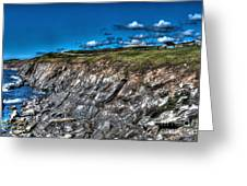 Coastal Nova Scotia Greeting Card