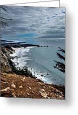 Coastal Retreat Greeting Card