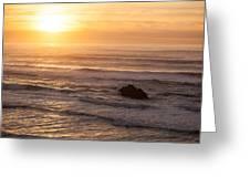 Coastal Rhythm Greeting Card
