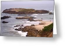 Coastal Scene 9 Greeting Card