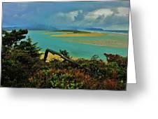 Coastal Storm Greeting Card