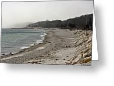 Coastal View 2 Greeting Card