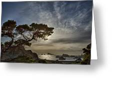 Coastal Vision Greeting Card