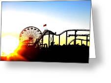 Coaster Greeting Card