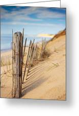 Coastline Greeting Card