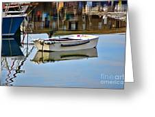 Cobb Reflections Greeting Card