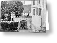 Coburg Castle Germany 1903 Greeting Card