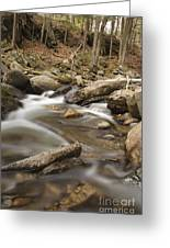 Cockermouth River - Groton New Hampshire Usa Greeting Card