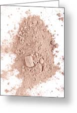 Cocoa Powder Greeting Card