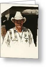 Cody Cowboy 2 Greeting Card