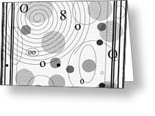 Coil Band Greeting Card