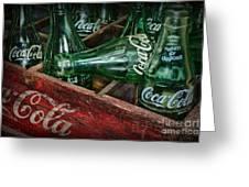 Coke Return For Deposit Greeting Card