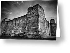 Colchester Castle Greeting Card by Svetlana Sewell
