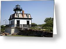 Colchester Lighthouse Greeting Card