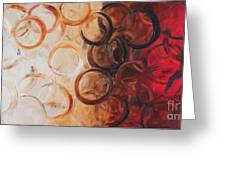 Cold Fusion Greeting Card