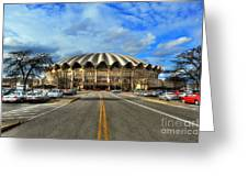 Coliseum Daylight Greeting Card