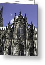 Cologne Cathedral 02 Greeting Card