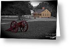 Colonial Days Greeting Card