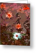 Color 122 Greeting Card