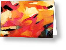 Color Dynamics Greeting Card
