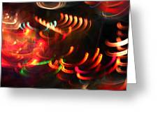 Color Light Motion Greeting Card