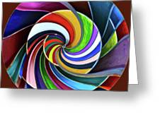 Color Me Again Greeting Card