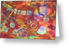 Color Revival Greeting Card