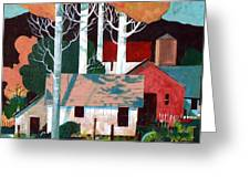 Colorado Farm Greeting Card