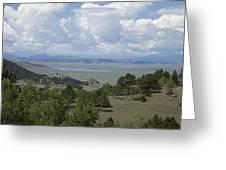 Colorado Meadow Greeting Card