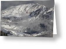 Colorado Mountain High Greeting Card