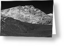 Colorado Mummy Range Greeting Card
