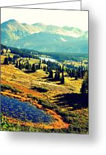 Colorado Number Two Greeting Card